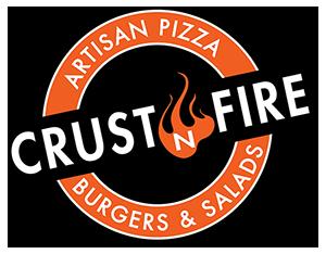 Crust N Fire Logo